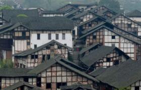 四川传统民居古建筑的特点