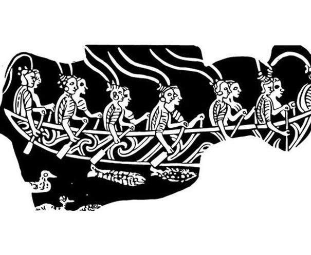 秦汉时期纹样图案2