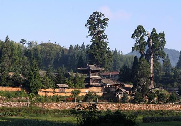 古老神秘的畲族——传统民居建筑故事