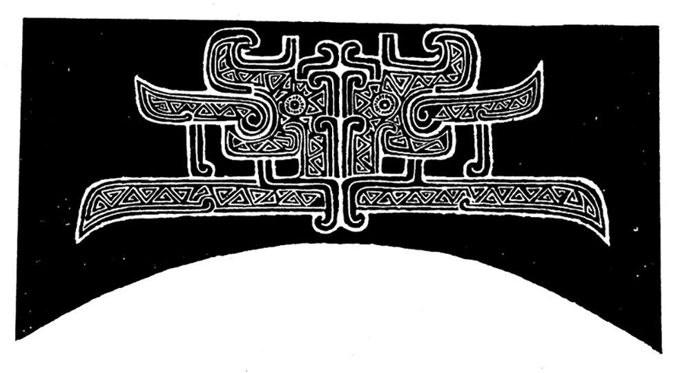 春秋战国时期纹样图案3