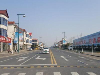 弶港镇六里段通海路街旁游园工程招标公告