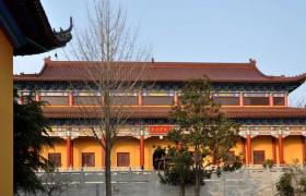 安徽龙兴寺——古代皇家寺庙