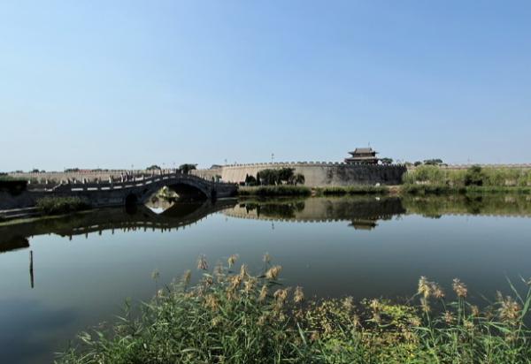 """永年广府城:2600多年的历史,人称""""北方小江南""""!"""