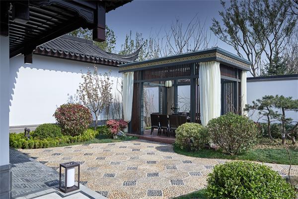 中式庭院景观的六个要素