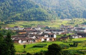 庭院式民居——闽西古村落中最多的建筑形制