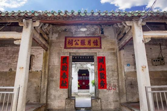 550岁的明清古村落——寻觅老深圳记忆