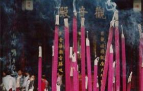 古代去寺庙烧香礼佛,有什么讲究?