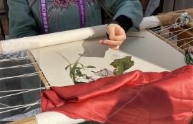 古代刺绣——针尖儿上的艺术