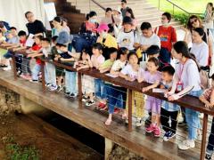【筑思想学堂】考古探秘与追风少年·浙江幼师幼儿园大二班亲子主题活动