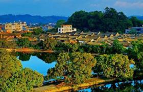 大芦古村——广西保存完整的明清民居建筑之一