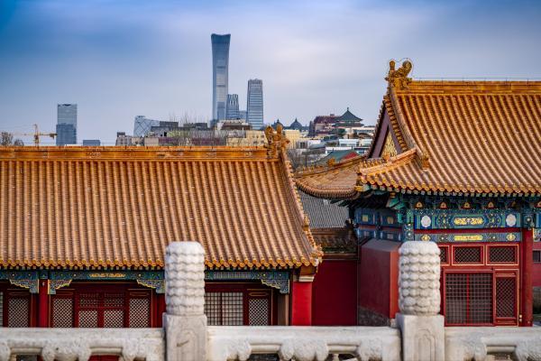 面阔与进深——中国古建营造技艺