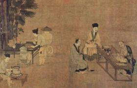 中国茶文化——看古代的斗茶乐