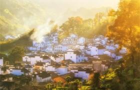婺源古村落形成的历史背景