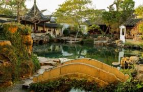 引静桥——姑苏园林之美