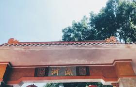 小洲村——岭南水乡特色的古村寨