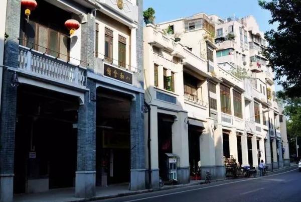 广州特色建筑——骑楼的时代故事
