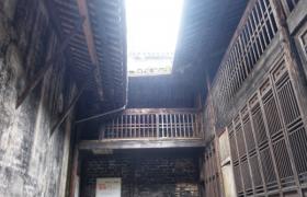 古代庭院建筑风水:四水归堂,天井养气