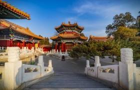 中国古典园林文化:皇家园林与苏州园林对比