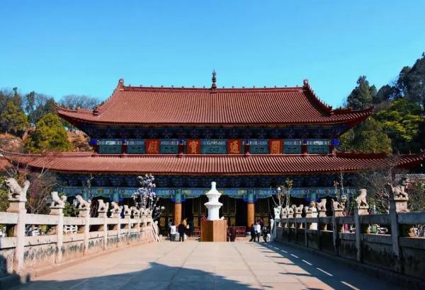 江苏圆通寺——见证了苏州历史发展变迁