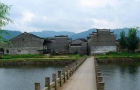 江西流坑古村——乌江河畔的千年古村落