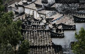 浙江这个千年古村,建筑规模堪称是江南一绝!