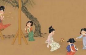 中国服饰文化:唐代服装中的民俗寓意