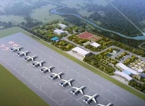 山东省临沂市费县通用机场航站区道路工程招标公告