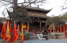 武汉长春观:超700年历史,著名道教场所!