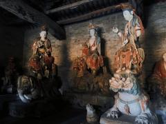 【筑思想学堂】9.18-9.21中秋·晋东南——解读山西寺观彩塑与壁画