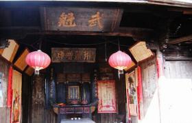 松阳石仓古民居群——30多座气势宏伟的明清时期古建筑