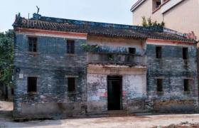 陈福初故居——百年历史的名人故居