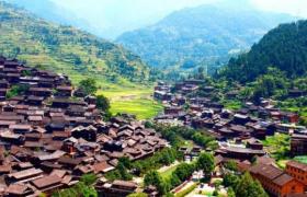 青海土族民居的建筑特点以及住宅风俗