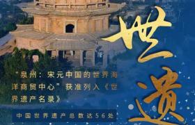 泉州申遗成功!盘点泉州22处代表性古迹遗址