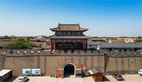 广府古城︱一部邯郸史 半部在广府