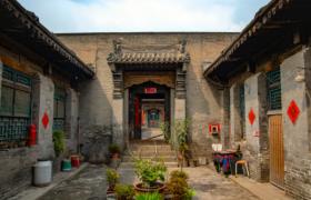秦氏民居——明太原县城里的传统民居