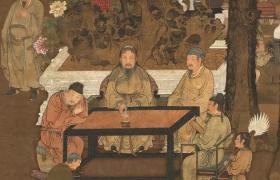 宋代家具文化——折背样、禅椅、玫瑰椅