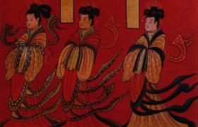 魏晋南北朝时期——汉、胡服饰文化的传移