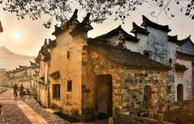 河阳古民居——江南古典画卷