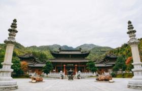 佛教寺院的建筑特点有哪些?
