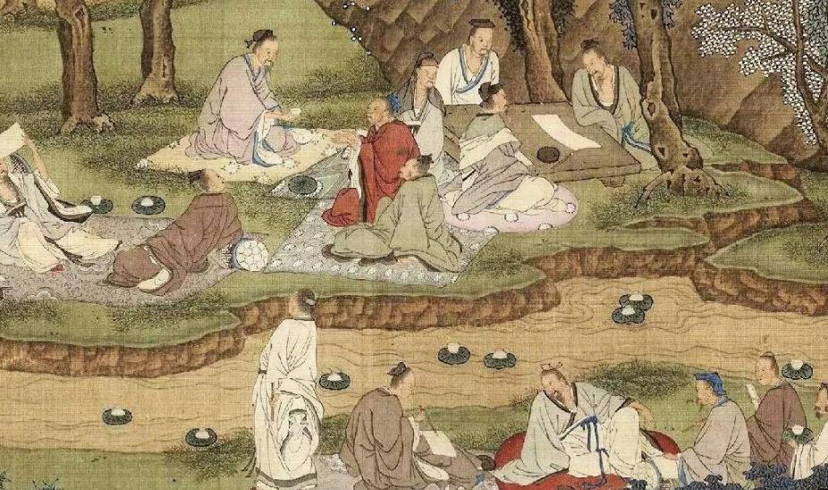 关于古代饮酒的节日与习俗
