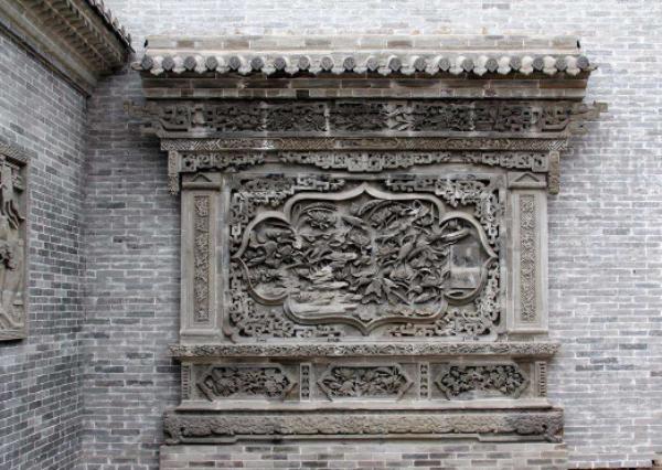 浅谈山西明清民居砖雕艺术与保护