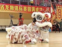 罗慈:辉眼中的黄麻布醒狮舞