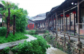 湖南张谷英村——1700多座明清建筑