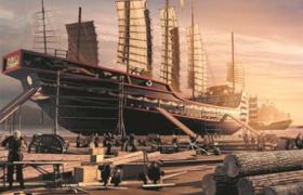 秦汉时期的造船业:我国造船史上第一个高峰期