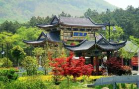 茅山清虚民俗小镇:文化康养型田园综合体