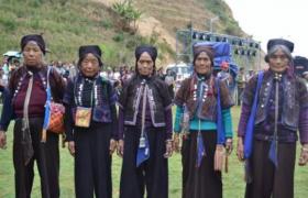 那诺乡哈尼族服饰文化