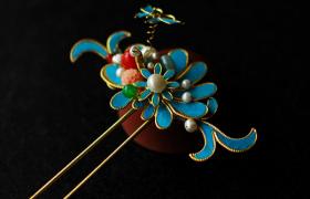 钗簪步摇——古代女子头饰的种类