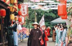 """""""古镇+剧本杀""""的""""钱景""""如何?"""