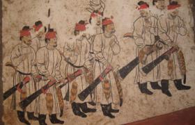 隋唐时期男子一般穿什么?