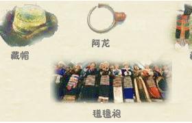 藏族传统服饰